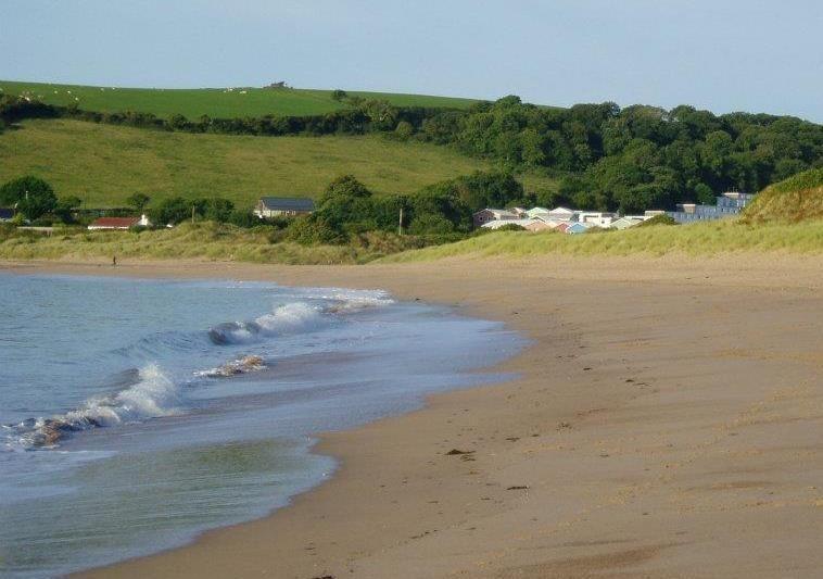 Freshwater East Beach