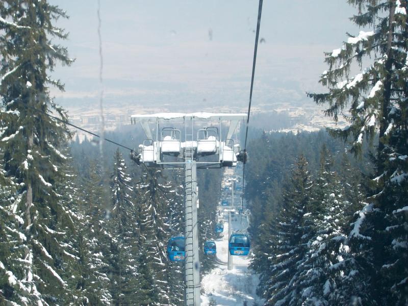 Gondola Lift to Banderishka