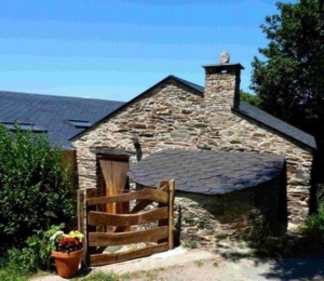 La cabana, location de vacances à Manon