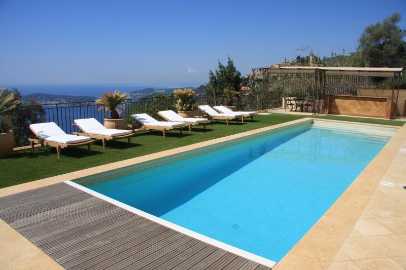 LES DEUX FLEURONS, holiday rental in Èze