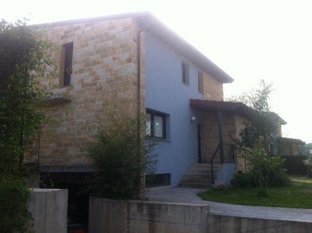 Fachada principal casa