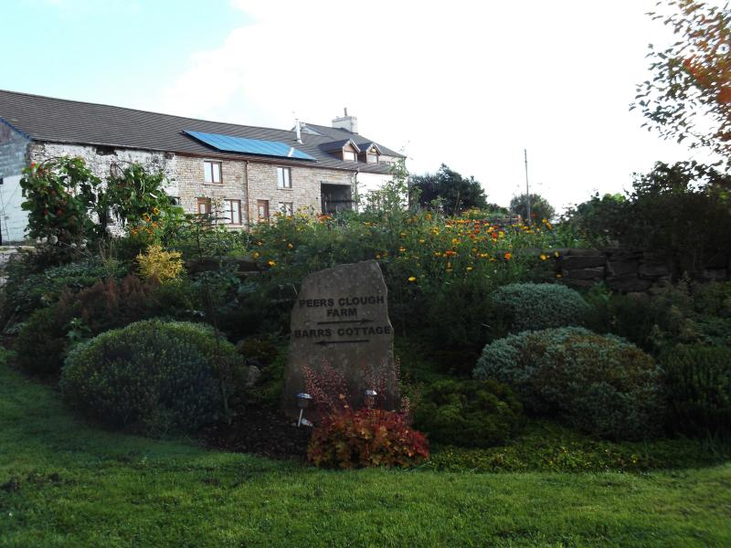 The Cottage @ Peers Clough Farm, location de vacances à Burnley
