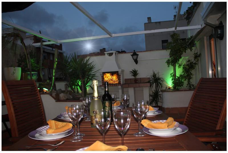 3 Habitacion, Terraza, Barbacoa, Parking, WiFi, CLIMATIZADO
