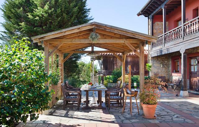 Casa Rural de 80 m2 de 3 habit, holiday rental in Cuestespines