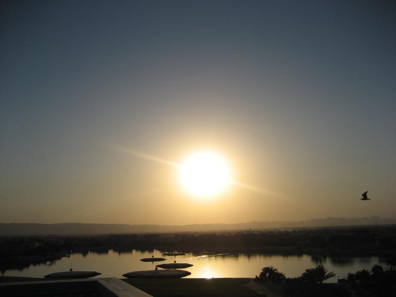 Gouna sunset