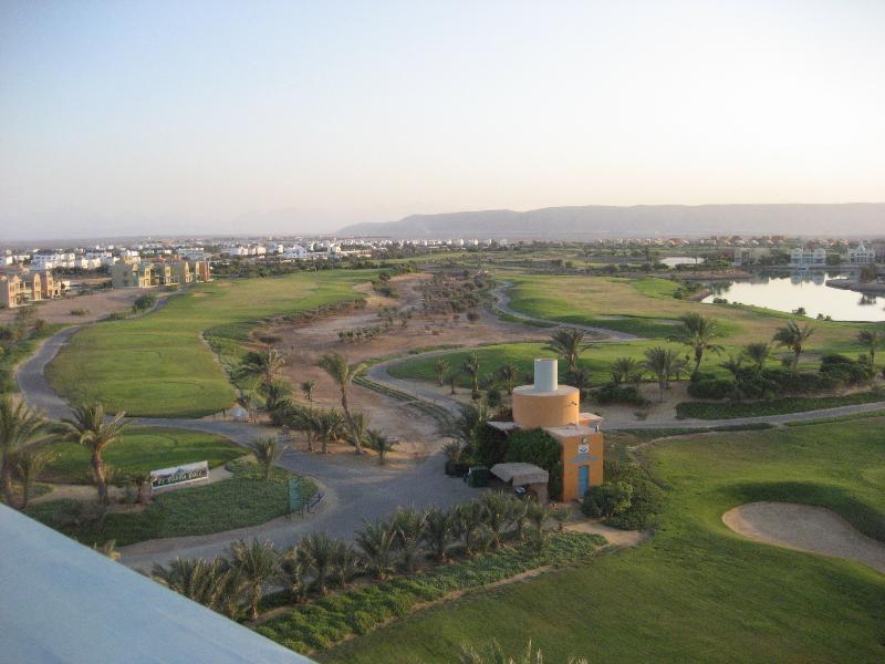 Elgouna champioship USPGA golf course