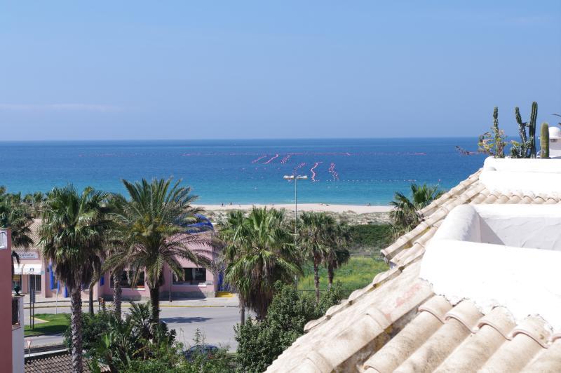 Vista desde la terraza solarium