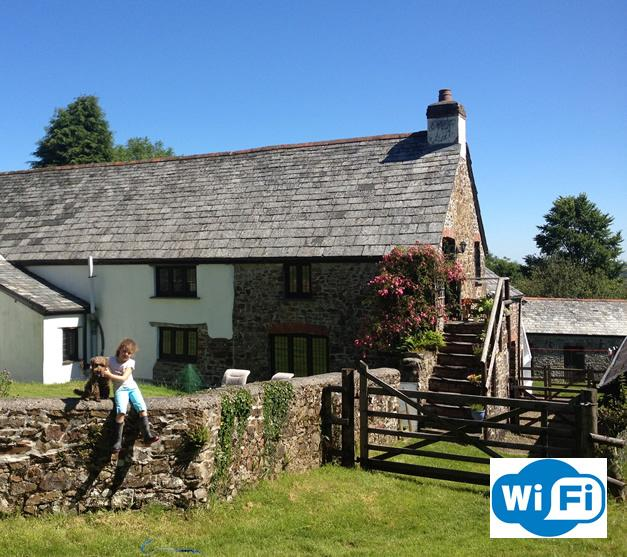 The Apple Loft Suite at Puddleduck Valley has big rooms, welcoming hosts activities and wifi