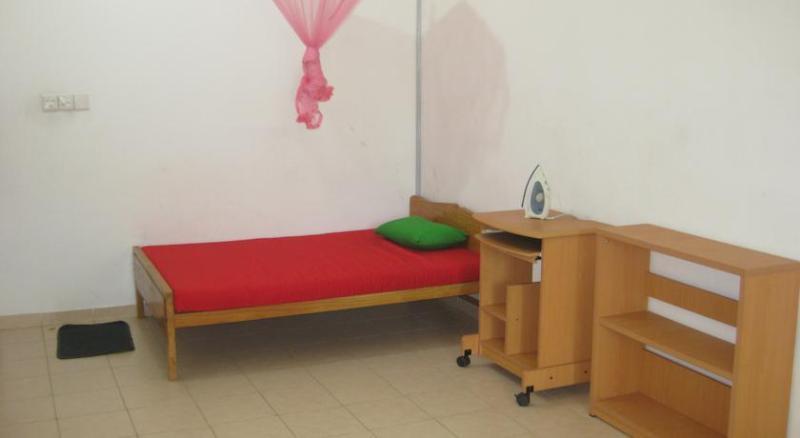 Espaçosos quartos duplos com 2 camas