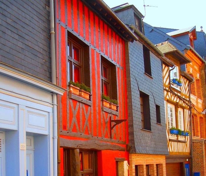 Maison de Lisa, th XVII siglo, rojo