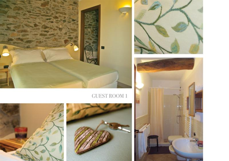 The Stone House, vacation rental in Plesio