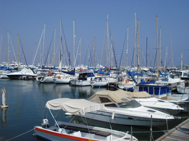 Larnaca Harbour