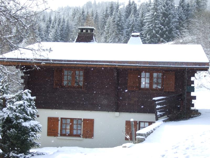 Chalet Heliodore, holiday rental in Saint-Gervais-les-Bains