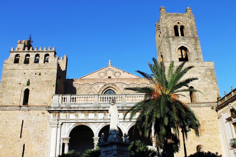 la cattedrale di Monreale