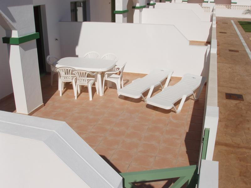 Patio Area - Facing Pool