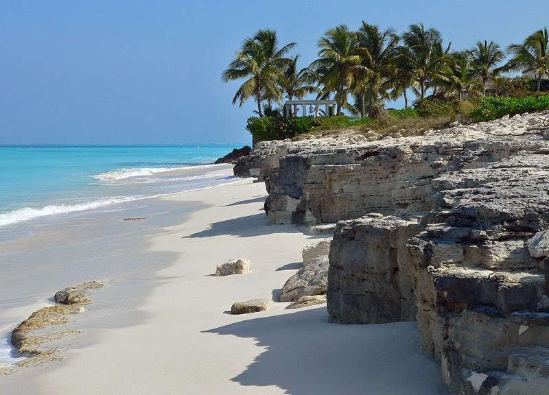 Grace Bay Beach, Providenciales, Turks and Caicos Islands