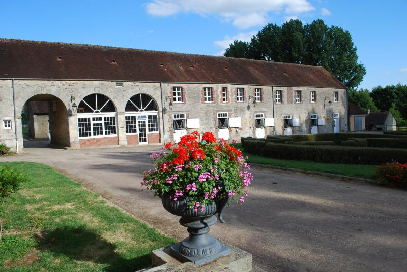 Gites 'Almé' and 'Baloubet' at the Haras du Gazon