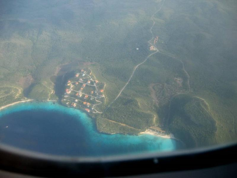 Cas Abou fly over-your's is the closest property to top-ten Cas Abou beach!  Free daily admission!
