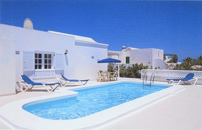 Private Heated Pool and Spacious Terrace.