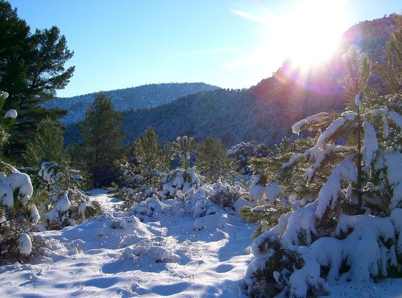 Die Sierra de Moratalla