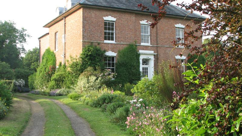 The Old Vicarage of Awre has welcomed people for 300 years