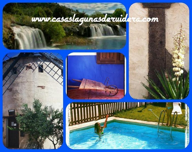 Casas Rurales lagunas de ruidera, alquiler de vacaciones en Provincia de Albacete