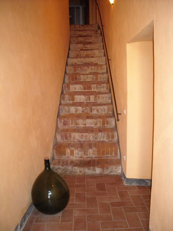 escadaria do século XVI