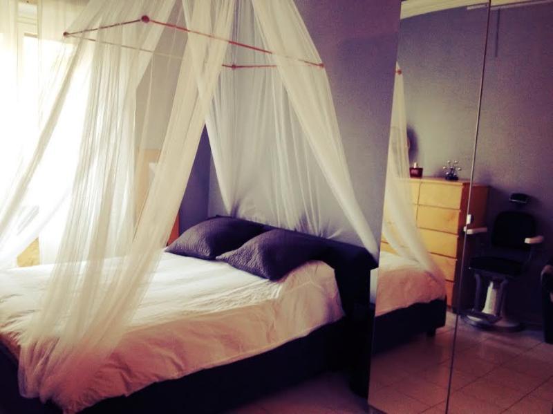 Camera da letto Baldacchino
