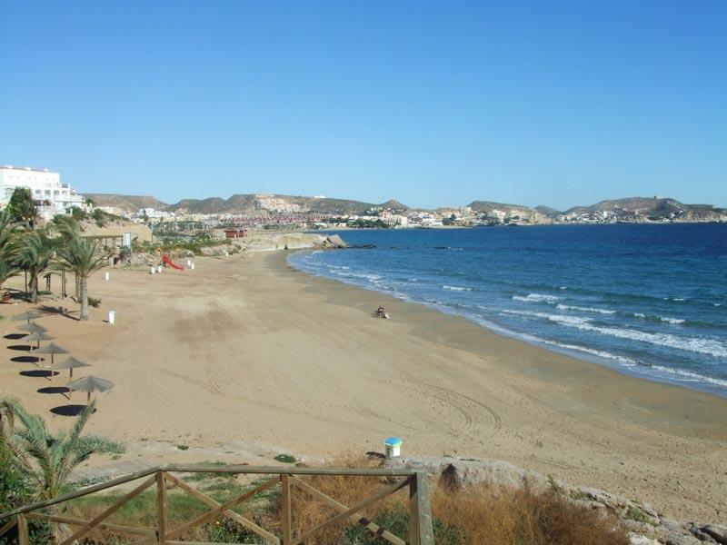 Playa Calypso (San Juan de los Terreros)