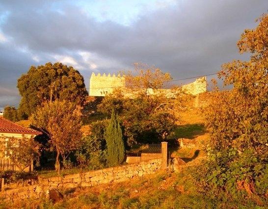 Château de Lindoso