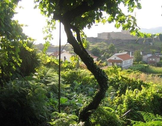 Le village de Lindoso