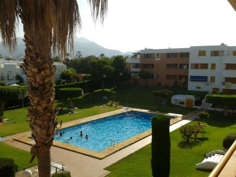 APARTAMENTO CON PISCINA EN MOJACAR PLAYA, holiday rental in Mojacar