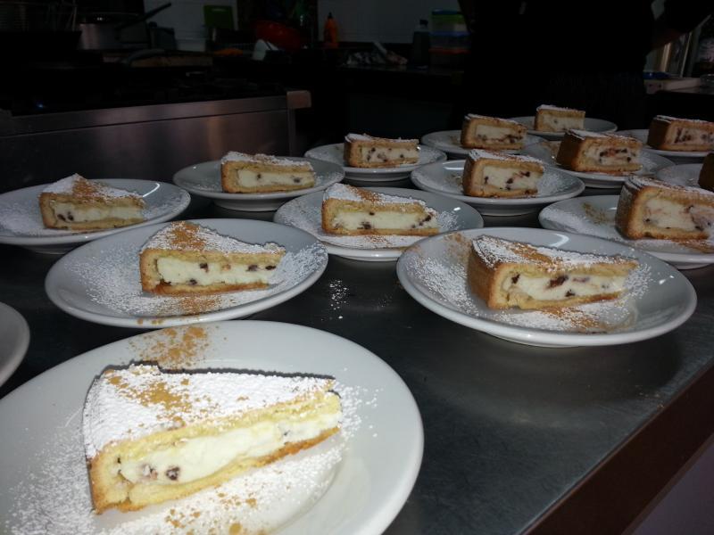 La cassata al forno siciliana