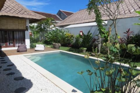 Villa terima Kasih private Pool