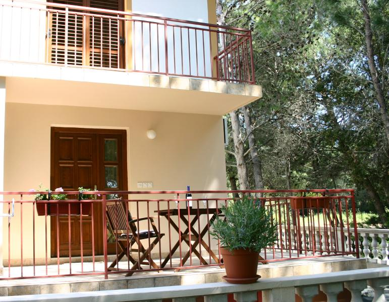 The White House, holiday rental in Bibinje
