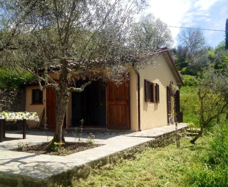 Villa a Cortona, holiday rental in Citerna