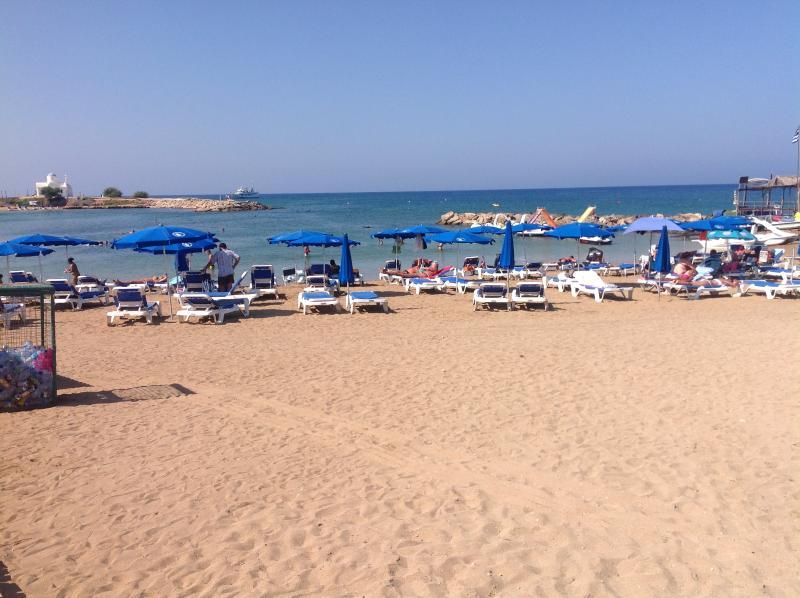 Golden Coast Beach,  near the villa.