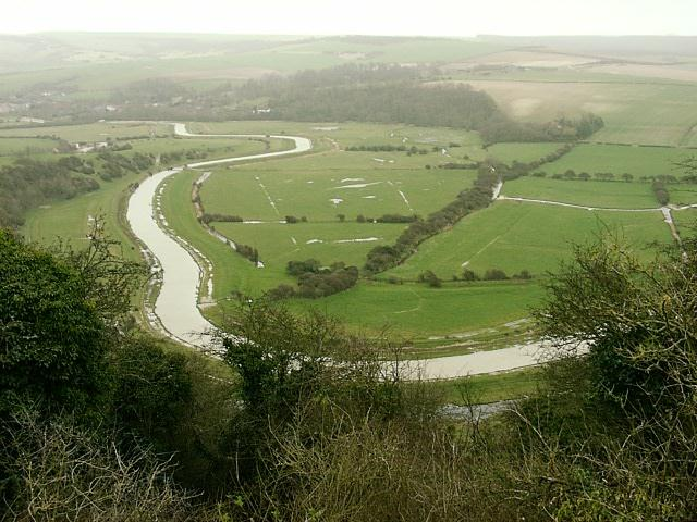Nearby Cuckmere Estuary, Seven Sister and South Downs National Park have wonderful walks to the sea.