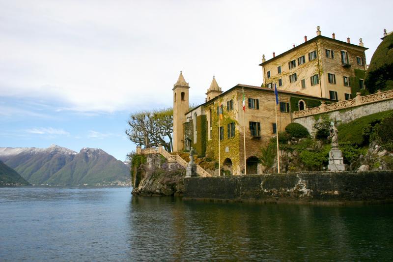 Villa Balbianello in Lenno , far only 7 km from Azalea House.