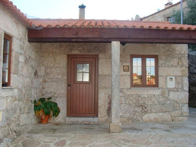 Exterior Casa da Lagariça