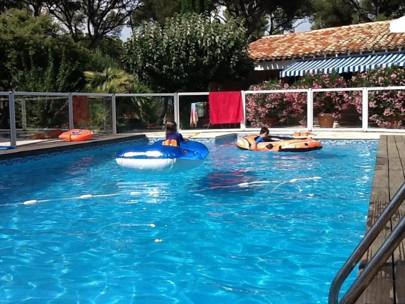 Mas provençal, holiday rental in Ile des Embiez