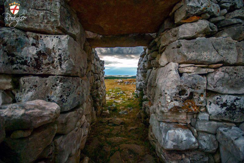 Archeological site Monkodonja - local area