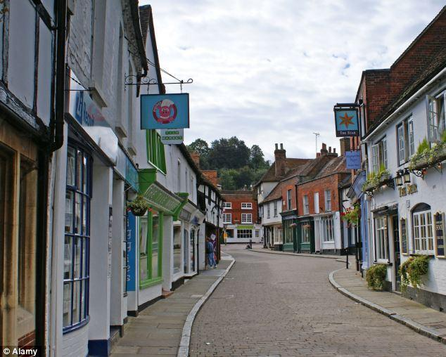 Local Town - Guildford