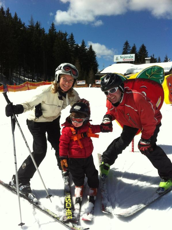 Great family skiing. Snowboard park and skiing for all levels.