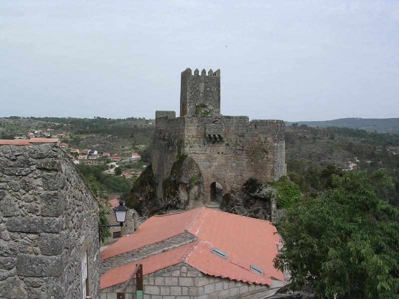 Muralhas e Castelo de Sortelha