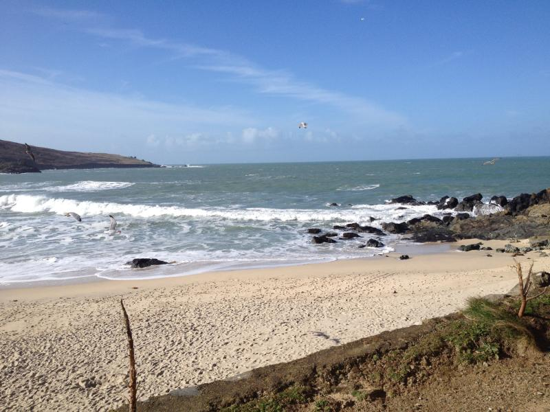Yards from Porthmeor Beach and St Ives Surfing