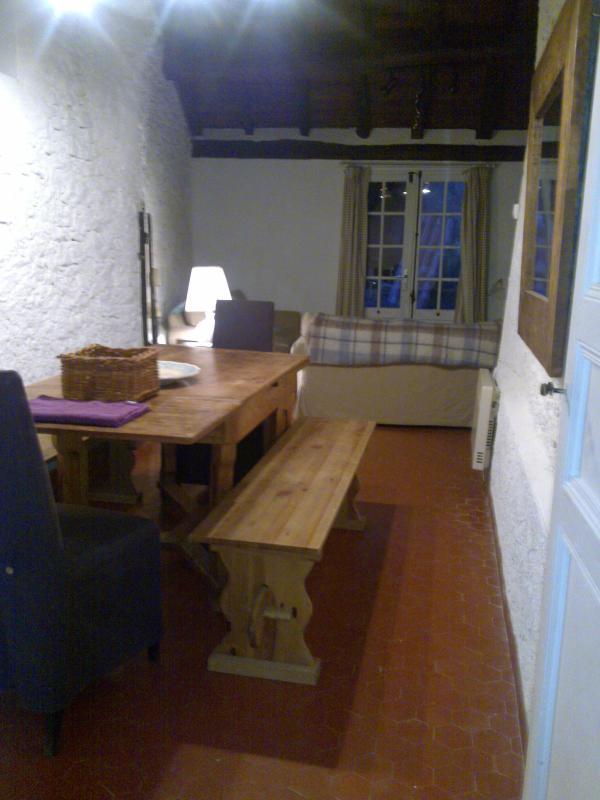 Dining Room through to rear Snug