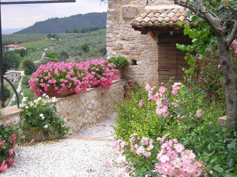 Appartamento in Casale del XVI, Ferienwohnung in Borgo Cerreto