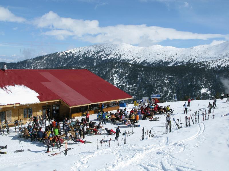 Restaurant below Todorka Peak