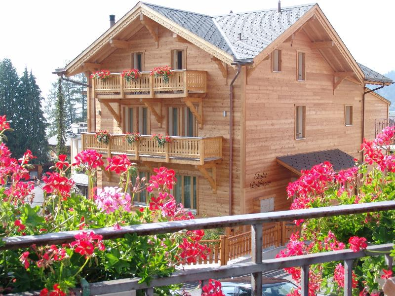 Chalet Balthazar in Summer